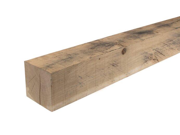Eiken Hout Plank 100x100mm Bezaagd 2