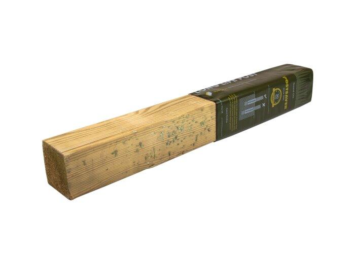 Postsaver paalbeschermer, bitumen krimpmantel tuinhout