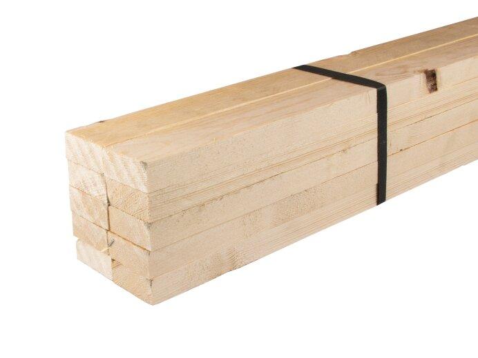 22x50 mm Rachels Vurenhout geschaafd aan 21