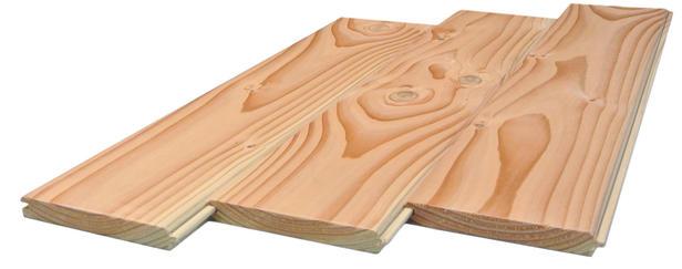 Douglas hout Vloerdelen