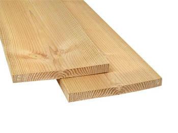 Douglashout planken 22x200 ruw