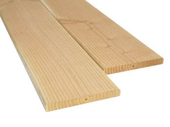 Douglashout planken