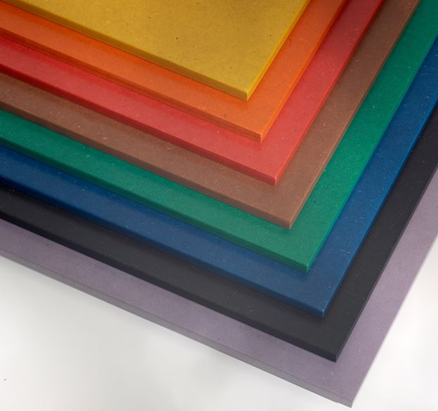 MDF kleuren