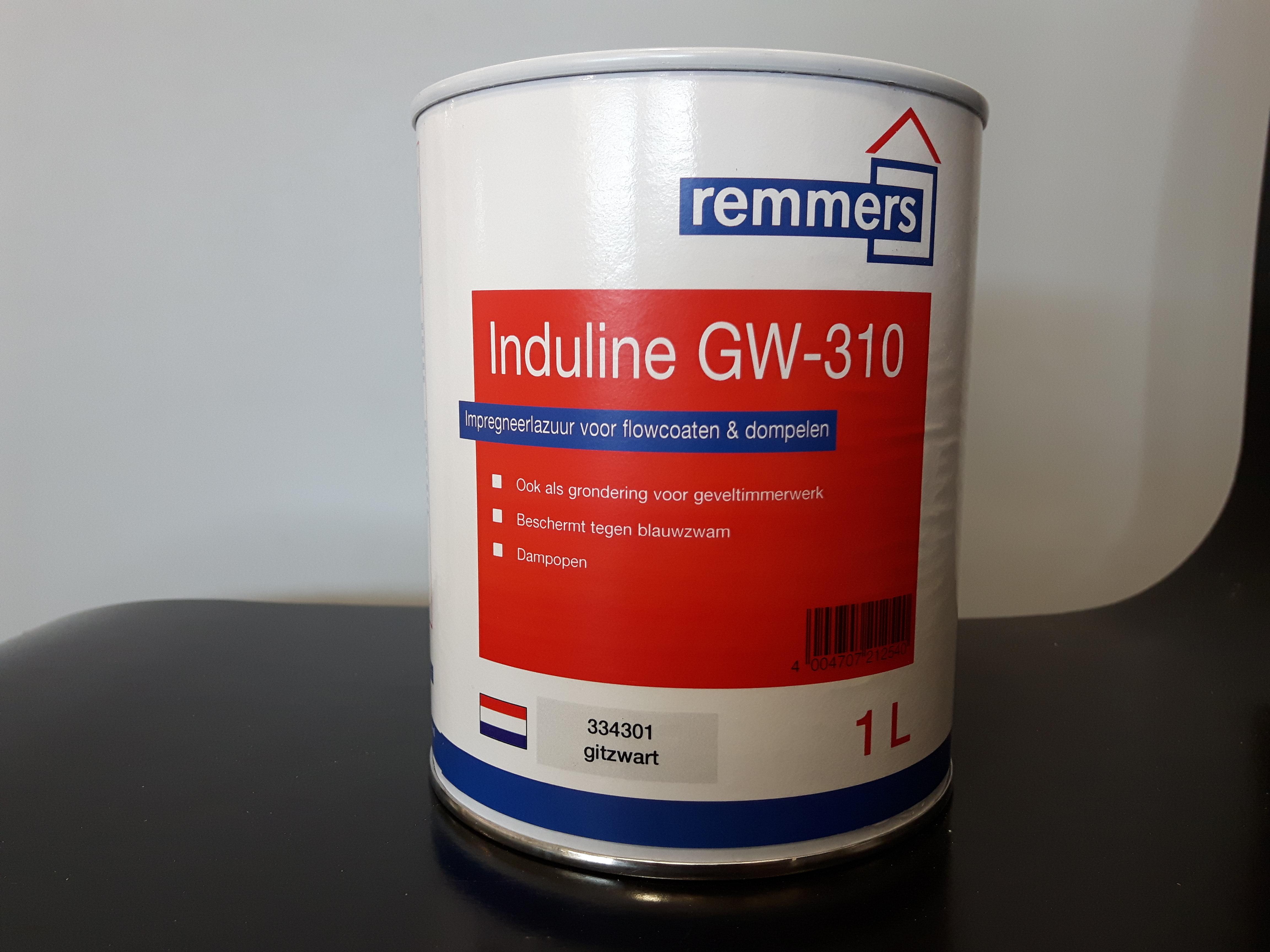 Remmers GW310 zwart